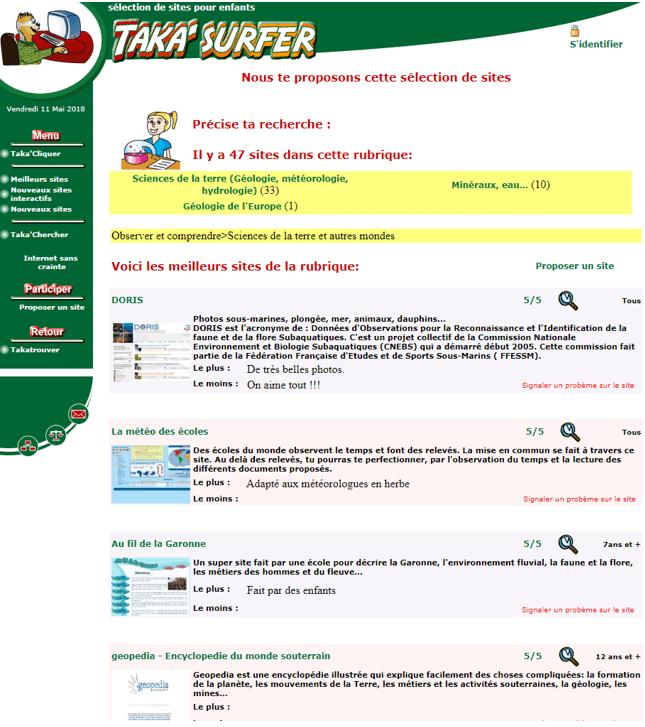 Présentation des moteurs de recherche pour enfants IONOS